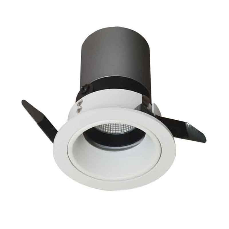 9W Smart Spotlight, dimmable and color changing
